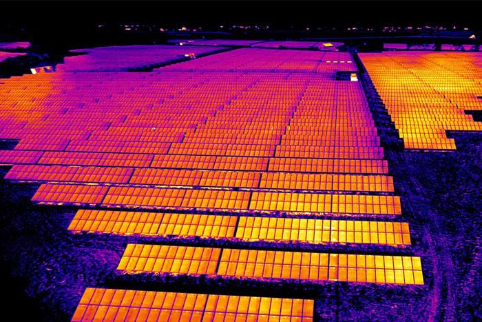 inspekcja elektrowni slonecznych